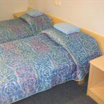 Waide motelli puhkus magamistoas